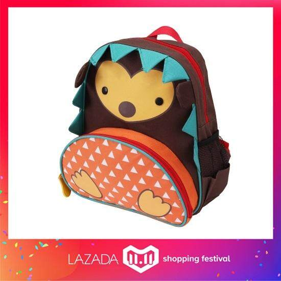 TEEMI Animal Design School Bag Preschool Backpack for Kids Children - Sharp Hedgehog