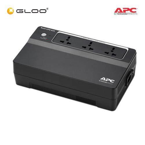 APC Back UPS 625VA 230V Universal Outlets BX625CI-MS - Black