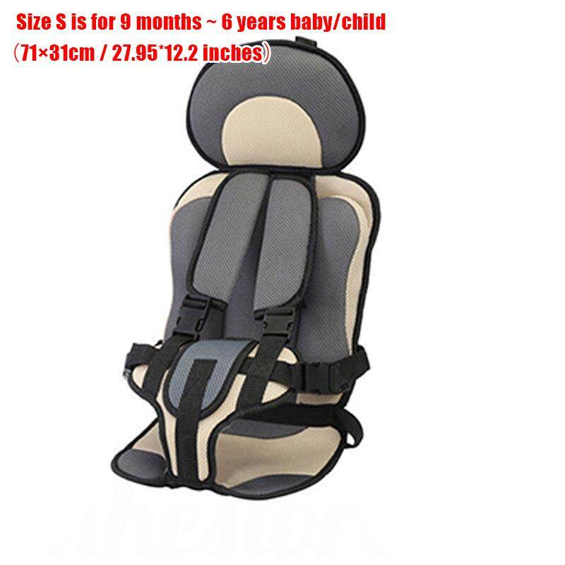 beautymaker Portable Safety Baby Child Car Seat TodSSer Infant Convertible Booster Chair - intl