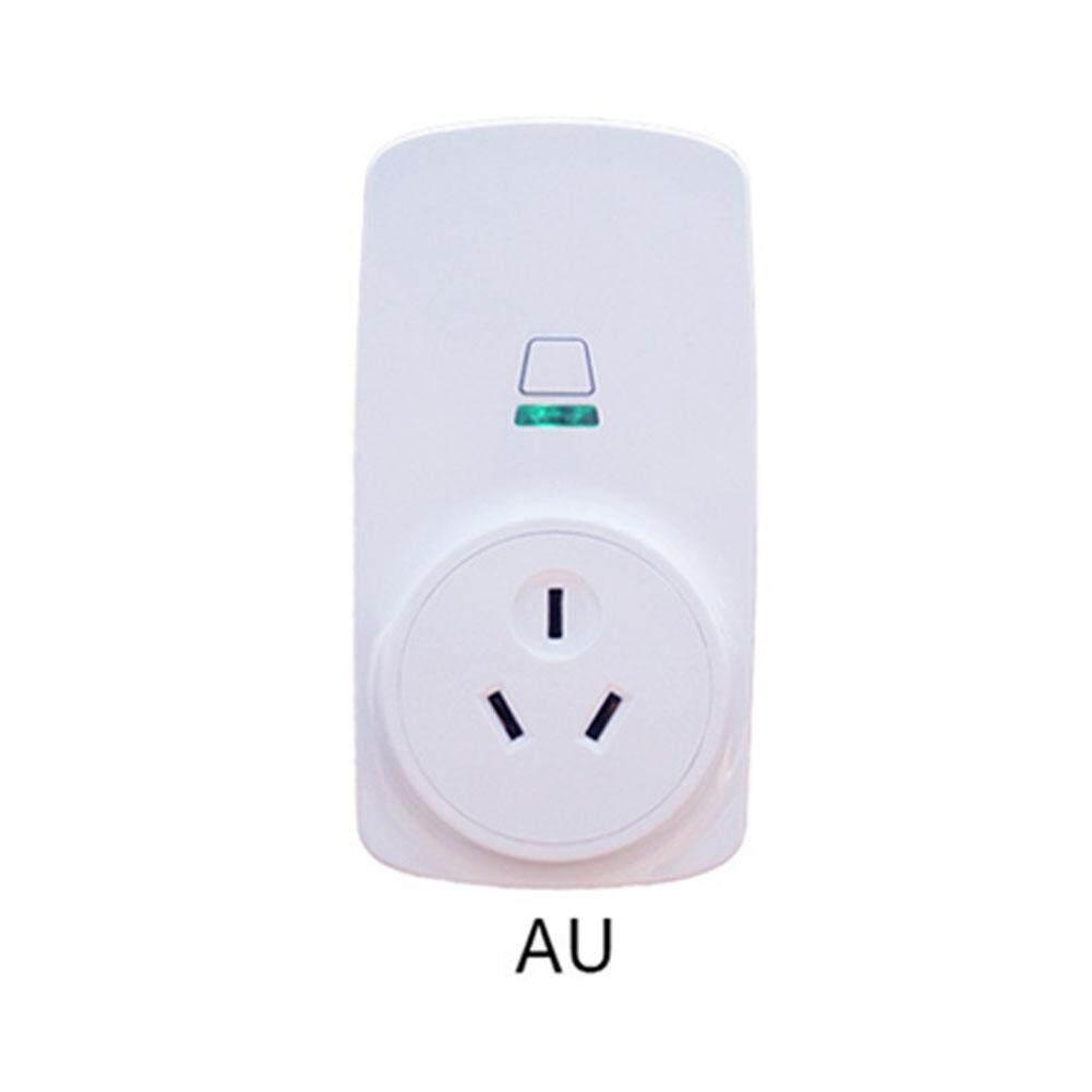 Mini WiFi Smart UK Plug Outlet Socket for Echo Alexa Google Home Remote Control