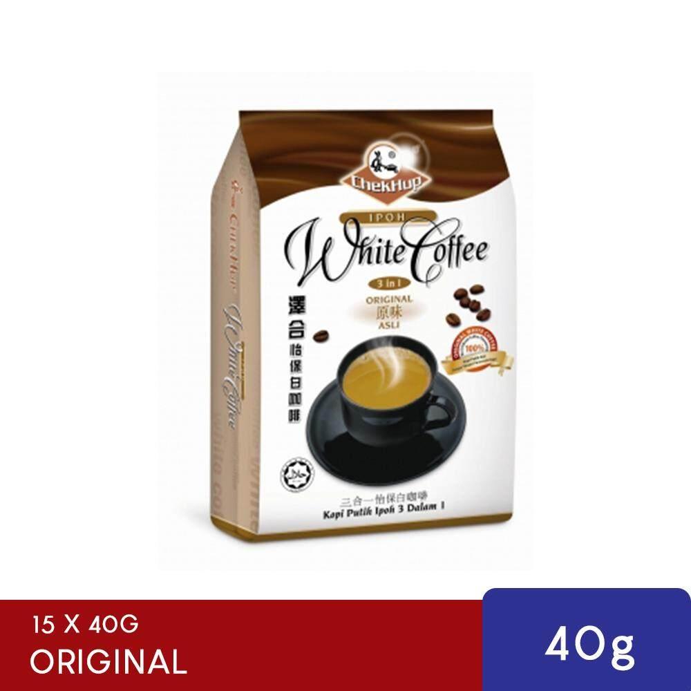 Excel Grocer Milo Nescafe Purple Cane Fn Apple Cider Vinegar Old Town White Coffee 3 In 1 Classic Kopi Klasik Chekhup Ipoh Original 15 X 40g