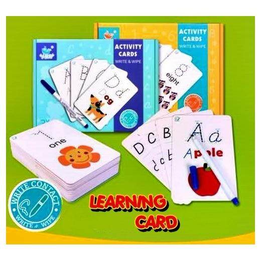 Kids Learning Flash Cards (ABC)