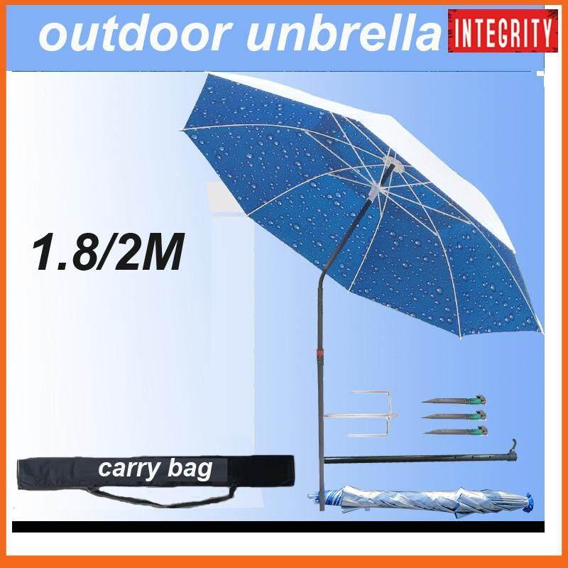 Foldable Outdoor 360º Rotating Sunshade Portable Adjustable Umbrella Tent Anti-UV Sunscreen Umbrellas for Beach Camping Picnic Home Garden Park Beach Umbrellas shades awnings