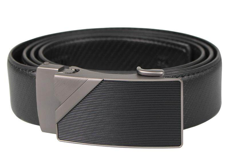 Tomaz 1636 Leather Belt (Black)