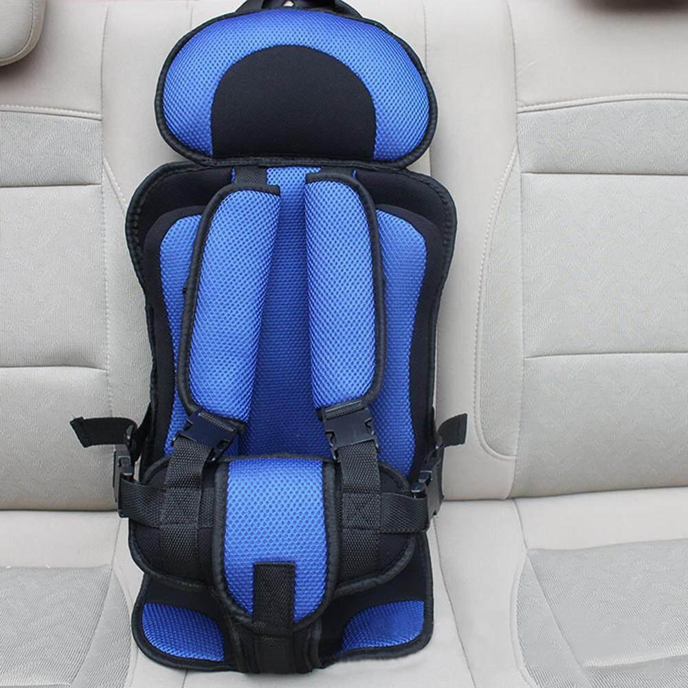 Portable Anak Mobil Bayi Pelindung Keselamatan Aman Kursi Kursi Pengangkut Bantal Fi