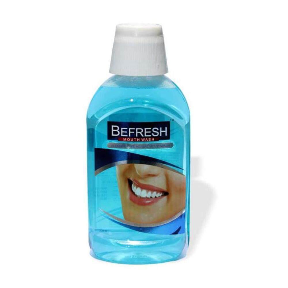 Befresh Herbal Mouthwash (Alcohol Free)