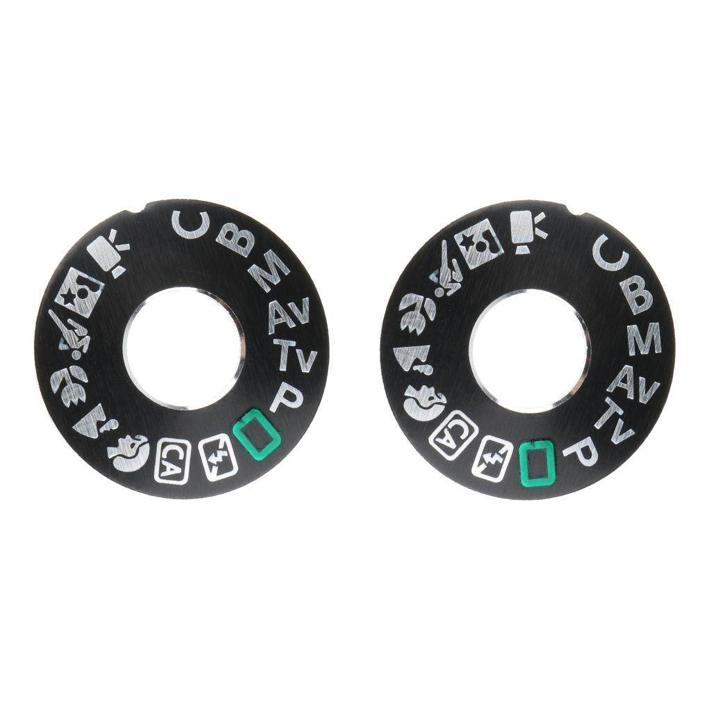 Miracle Shining Top Cover Function Dial Mode Interface Cap Repair for Canon EOS 60D Camera