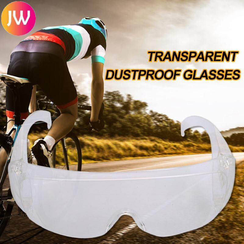 Jinwen Clear Windproof Anti-Dust Protector Safety Goggles Safety Glasses