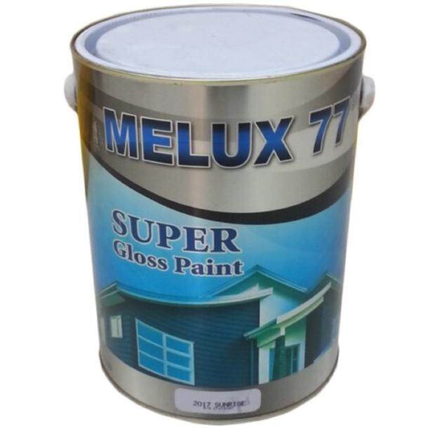 SANCORA MELUX 77 GLOSS PAINT (WOOD/METAL) - 1LIT