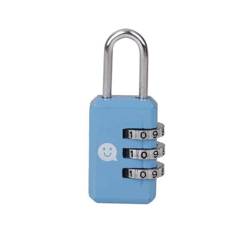 ... 3 Kombinasi Lemari Keamanan Gembok Bagasi Perak Kode-Intl - 4
