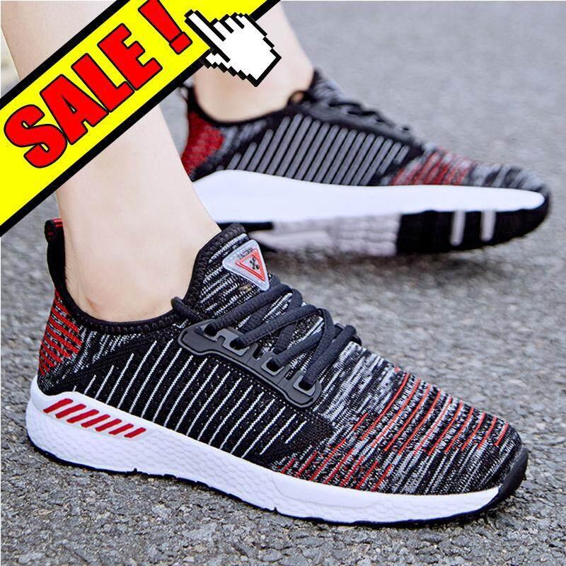 Yealon Sneakers Pria Kasual Sepatu Olahraga untuk Pria Sepatu Kasual Sepatu Pria Sneakers Sepatu Olahraga Lari Sepatu Ringan Olahraga Outdoor Sepatu