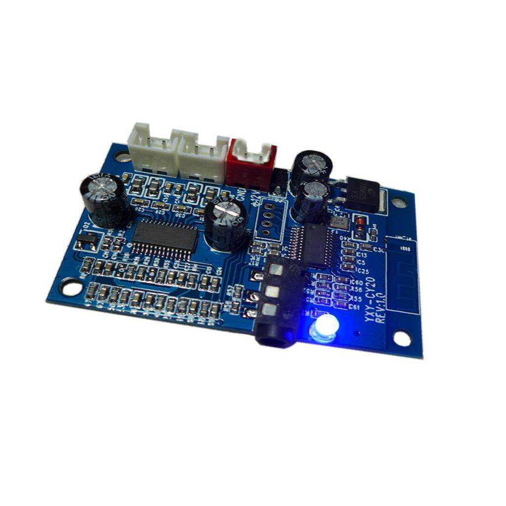 Features Miracle Shining Diy Stk401 Audio Amplifier Board Kit Power 140w 75v16v Dual Channel 2x15w Digital Bluetooth