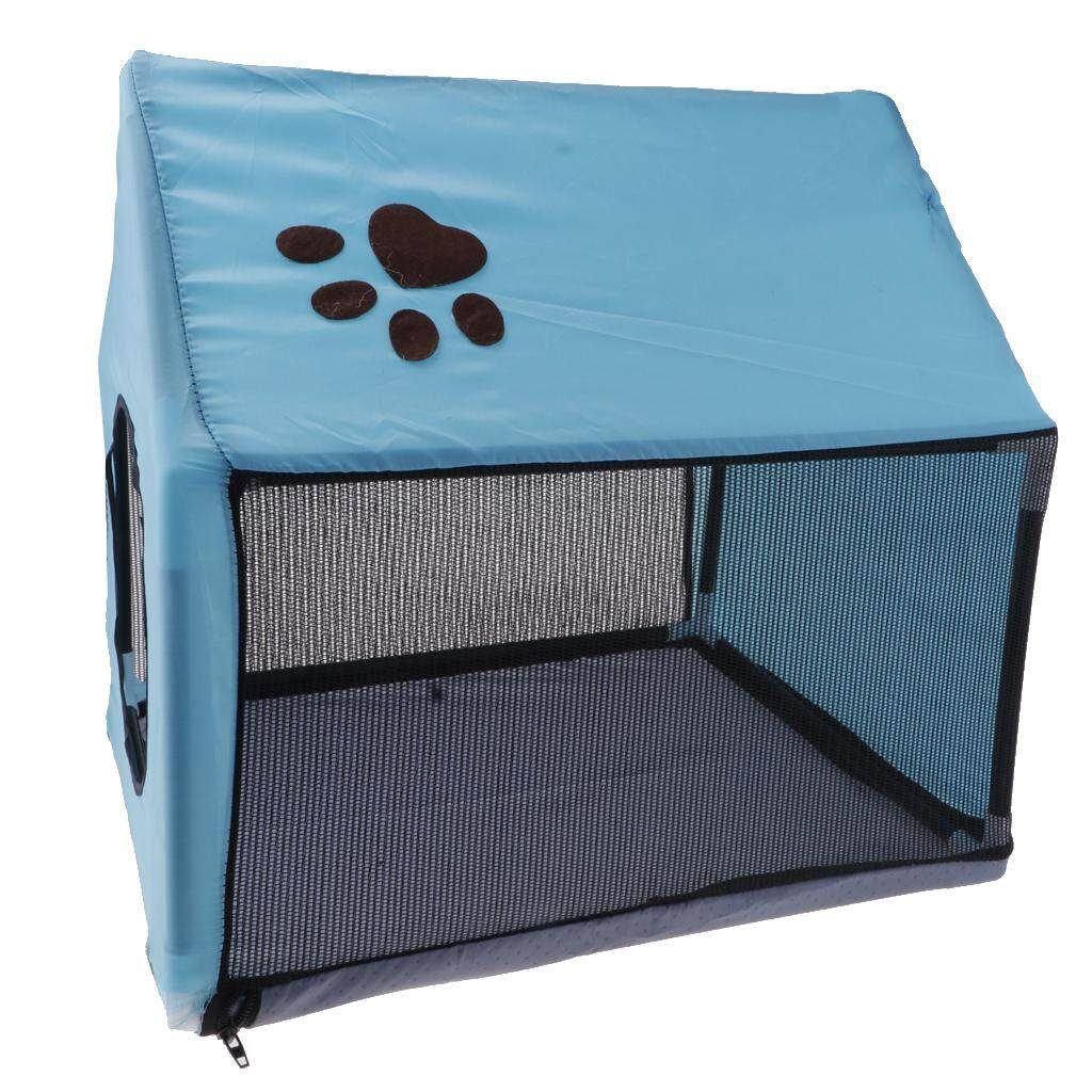 Bolehdeals Washable Pet Dog House Room Puppy Kennel Indoor Outdoor Use By Bolehdeals.