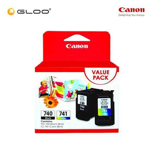 Canon Fine Value Pack 2 (PG740+CL741)