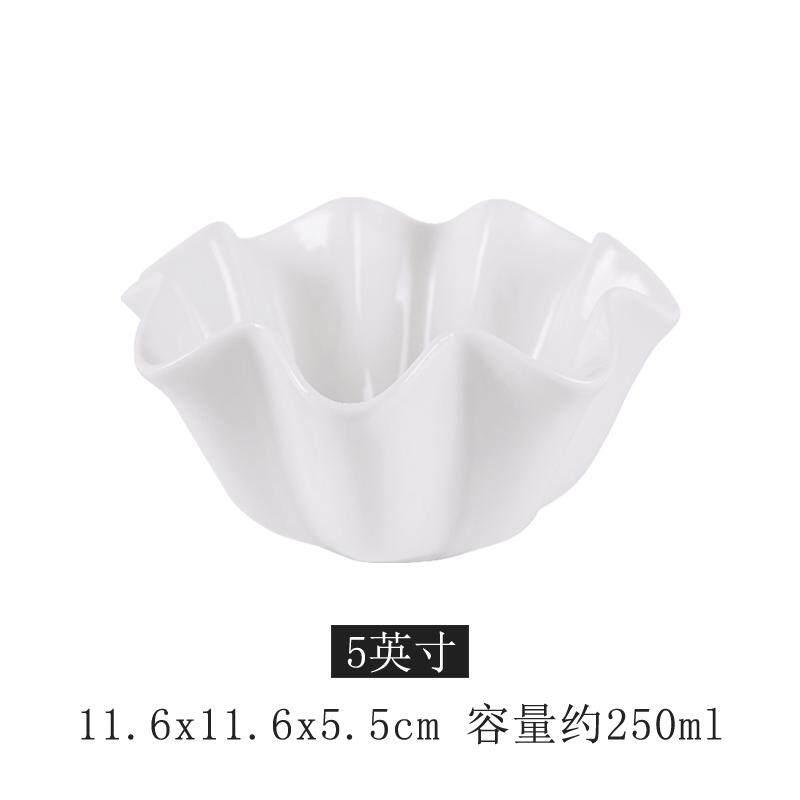 Berwarna-warni Mangkok Set Shell Mangkok Mangkuk Keramik Nama Keluarga Mangkok Makan .