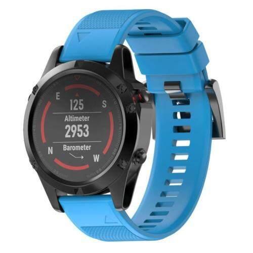 Hình ảnh Replacement Silicagel Quick Install Band Strap For Garmin Fenix5 GPS Sport Watch