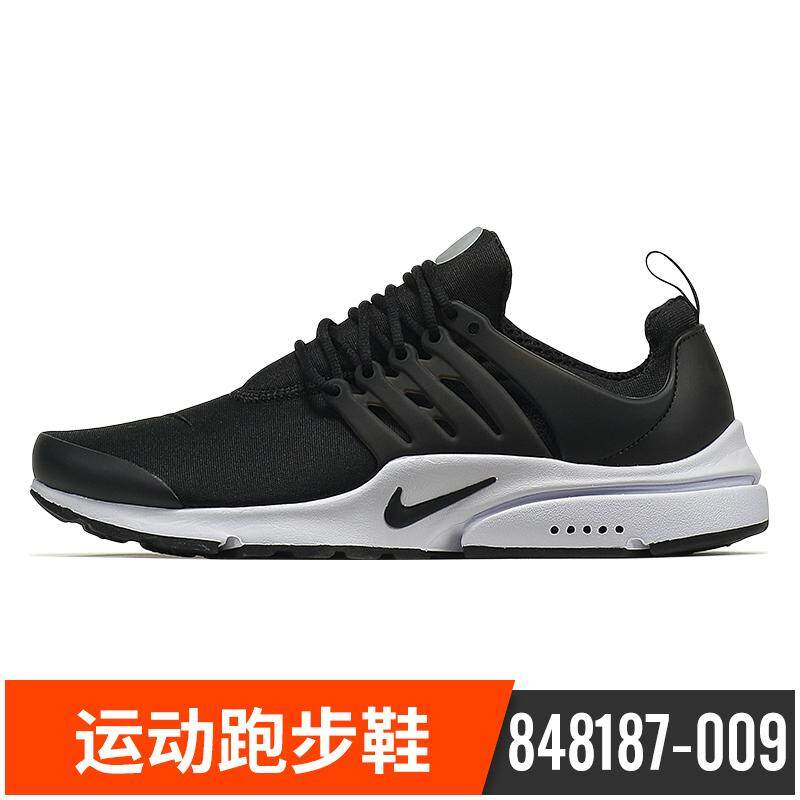 a802ddc6acd2f Nike Men s Shoes 2018 Spring Air Presto Darth Vader Leisure Running Shoes  Socks Shoes 848187-