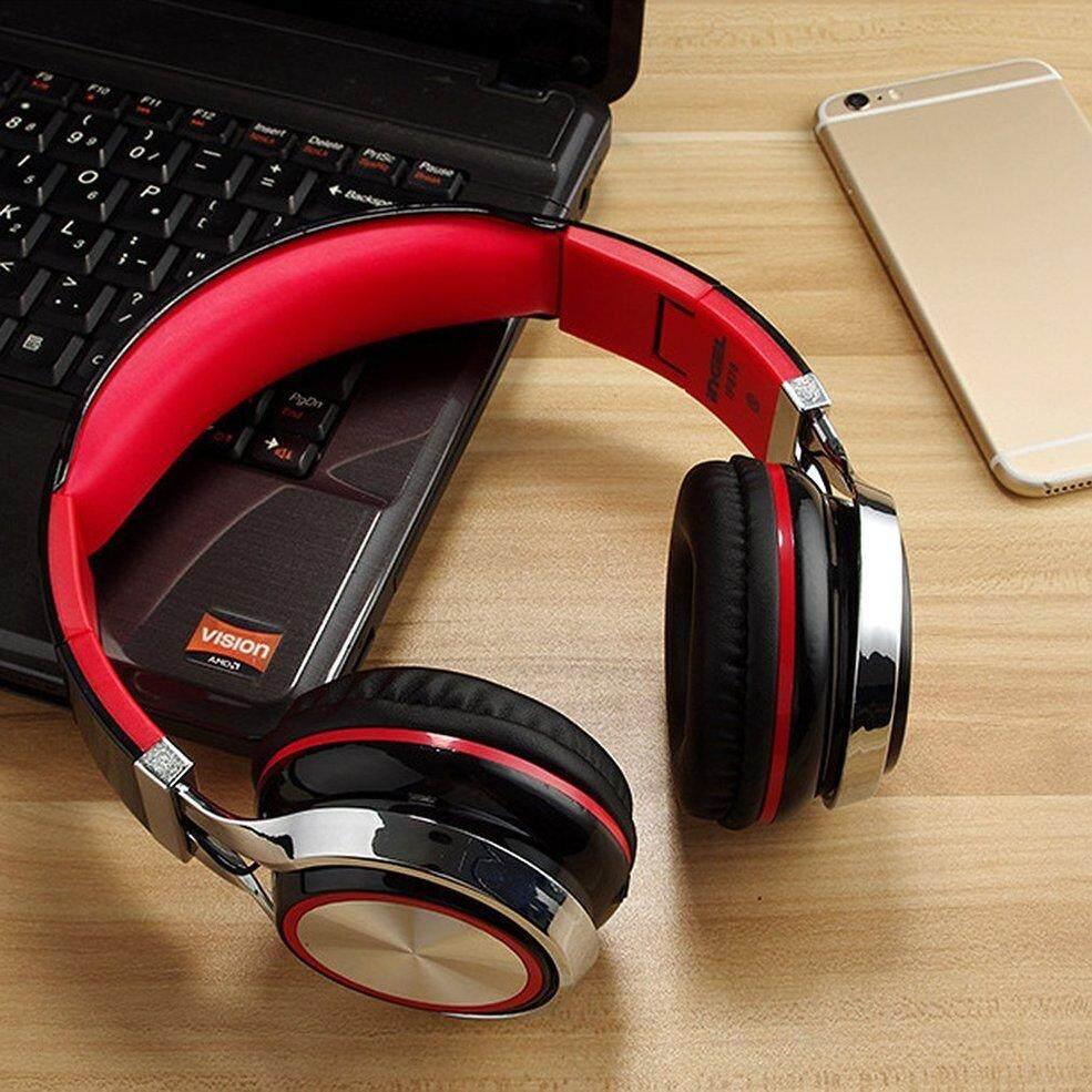 Qnstar แฟชั่น Ingel เบสหนักหูฟังพร้อมไมโครโฟนสำหรับสมาร์ทโฟน Mp3 Mp4.