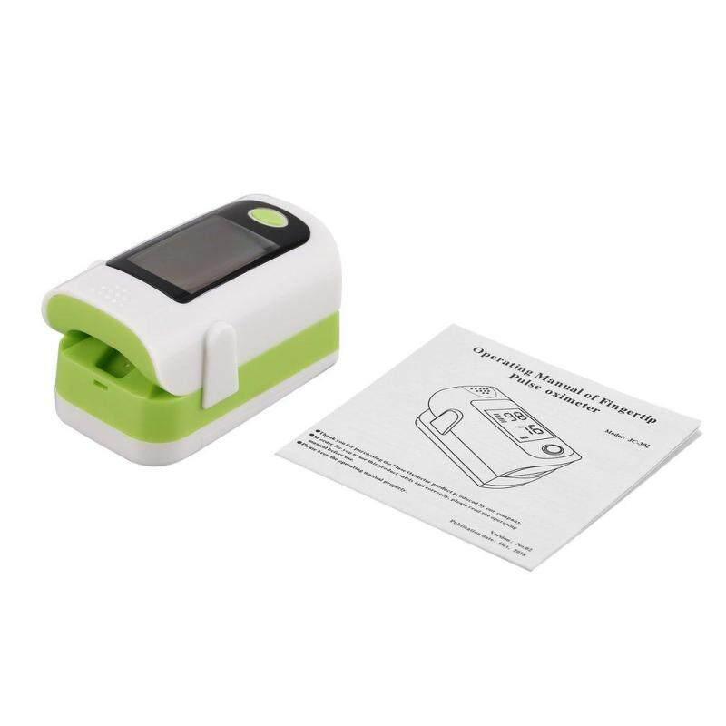 Beau Kỹ Thuật Số Mini MÀN HÌNH OLED Ngón Tay Pulse Oximeter Tỷ Lệ Trái Tim Oxy Trong Máu SpO2 Đo bán chạy