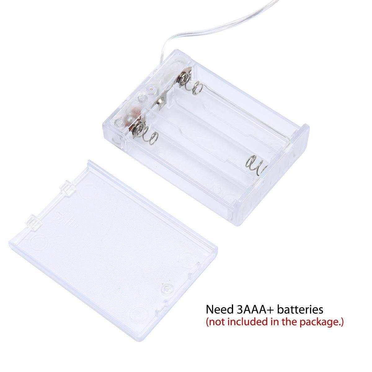 ... Treeone 10 Meters 100LED Battery Box Decorative Lights Fairy Light - 3 ...