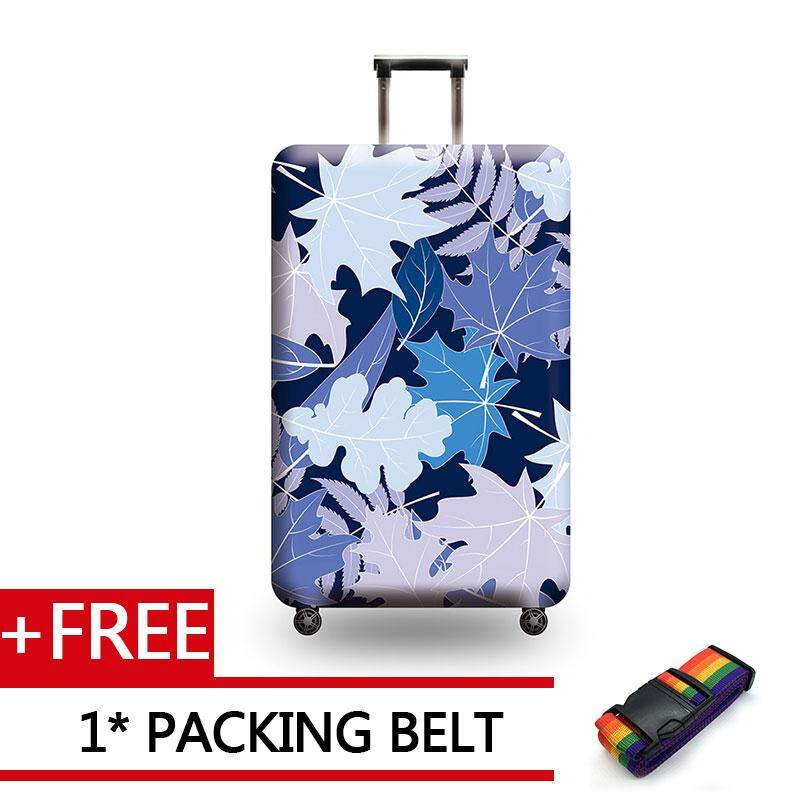 JOHNN 18/20/22/24/25/28/29/32 inch New Luggage protectors Elasticity Suitcase Protective case Trolley case Dust cover Thicken Wear resistant【READY STOCK - High Quality 】