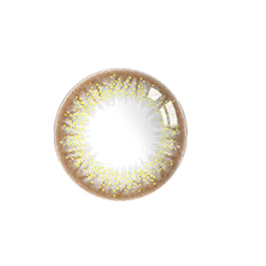 CFB Sepasang/Set 14.2 Mm Wanita Circle Mata Besar Kecantikan Berwarna Lensa Kontak