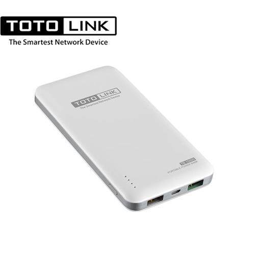 TB10000 - 10000mAh Power Bank (White Color)