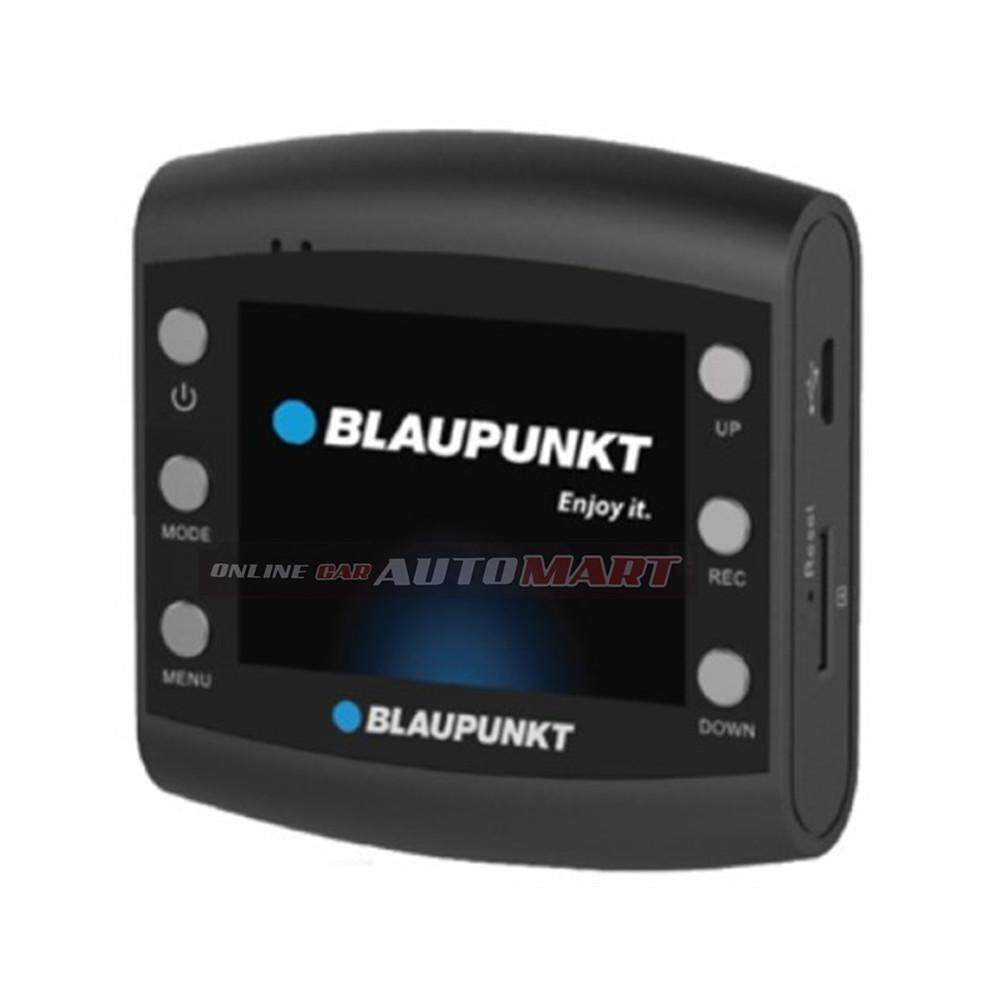 BLAUPUNKT BP2.1 FHD DASH CAM WITH 16GB MEMORY CARD 120 DEGREE WIDE VIEWING ANGLE (Free 16GB SanDisk Ultra microSDHC)