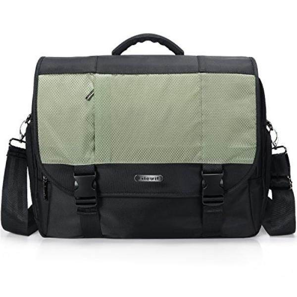 4003af48bc Philippines. Lifewit 17.3-Inch Mens Multi-pocket Laptop Messenger Bag  Larger Capacity Business Shoulder Courier