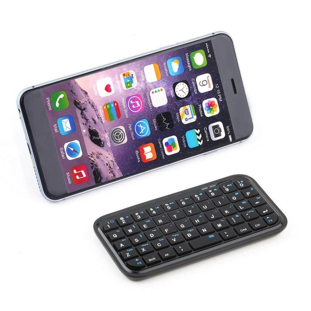 Gosport Bluetooth Nirkabel Mini 3.0 Keyboard untuk IPad2/3/4 I Phone 4 S 5 Android OS PC