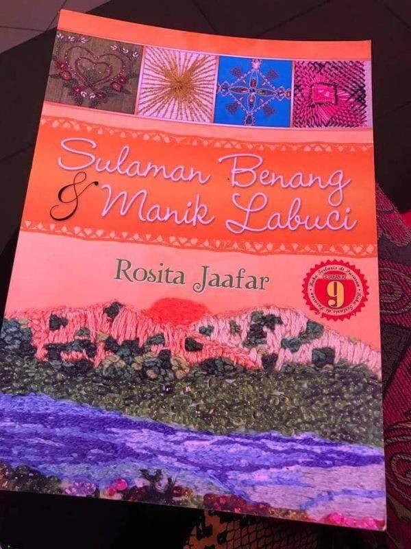 [ BOOK ] SULAMAN BENANG DAN MANIK LABUCI - BEST SELLING BOOK BY RJPOLA Malaysia