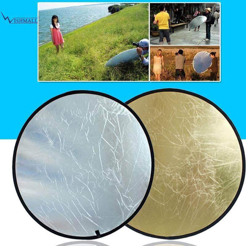 Wishmall Reflector Board Reflector Disc Reflective Panel 110cm 5 in 1 Premium