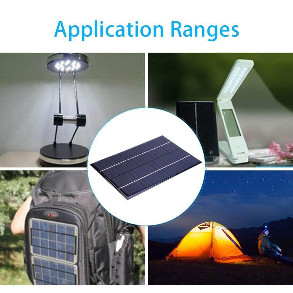 ... 4.2 W 18 V Mini Portable Silikon Polikristalin Panel Surya DIY Power Pengisi Modul 200* ...