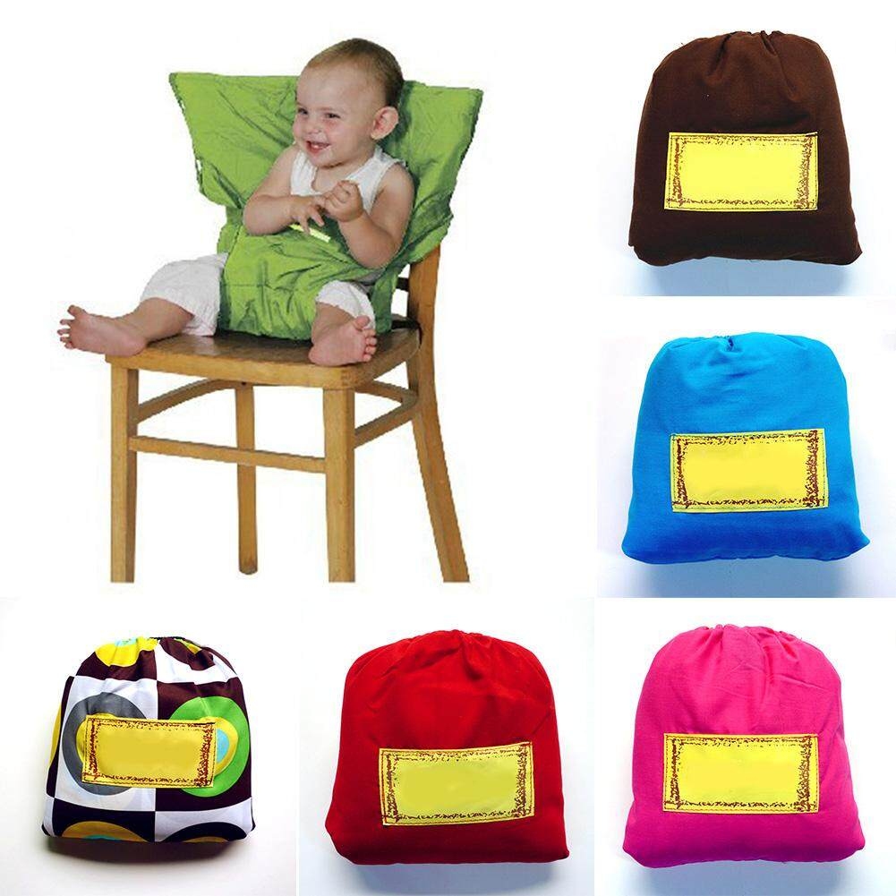 Useful Convenirnt Baby Feeding Chair Harness Safety Fixing Belt Fastener for Dining Travel Car Seat - intl
