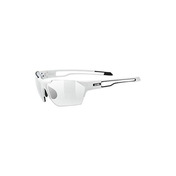 Uvex Sportstyle 202 Variomatic Sunglasses White, One Size - Mens