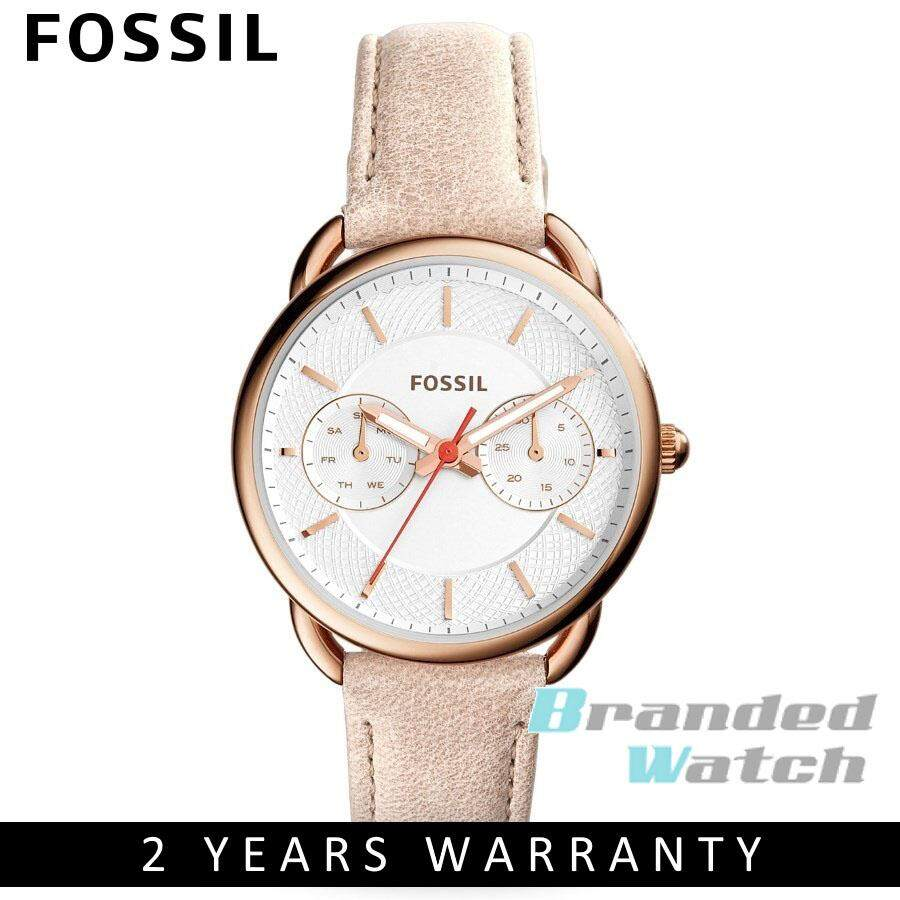 Cek Harga Fossil Es4175 Tailor Multifunction Tan Leather Watch Me3138 Grant Sport Automatic Skeleton Dial Black Es4007 Womens Brown