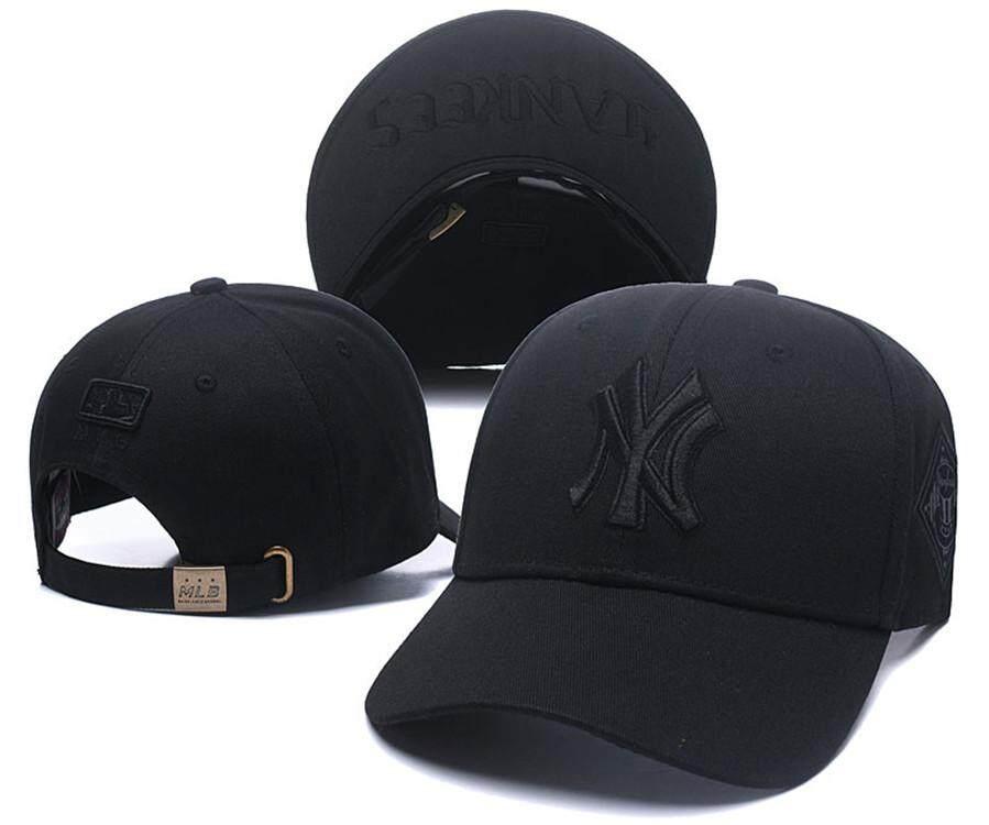 MLB New York Yankees Snapback Modis Ruang Knit Beach Topi Bisbol untuk Pria  dan Wanita Bboy 3c229da517