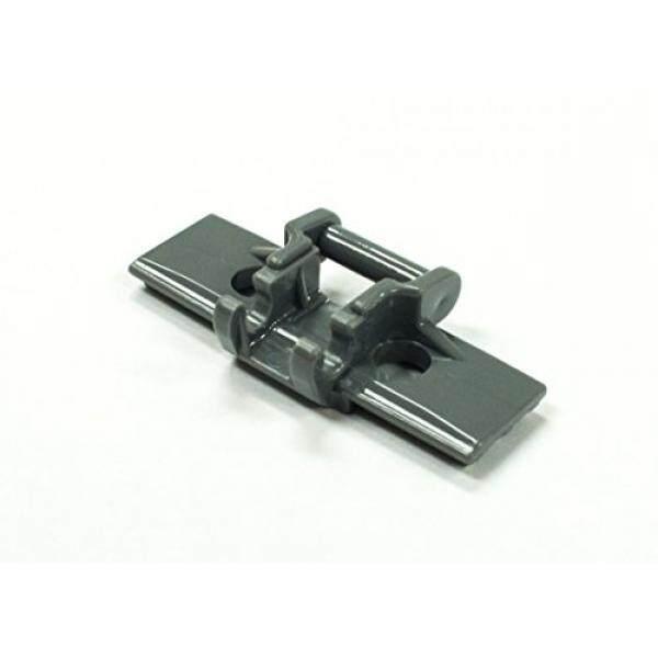 Baru Lego Gelap Abu-abu Kebiruan Technic Link Tapak dengan Dua Pin Lubang (X50