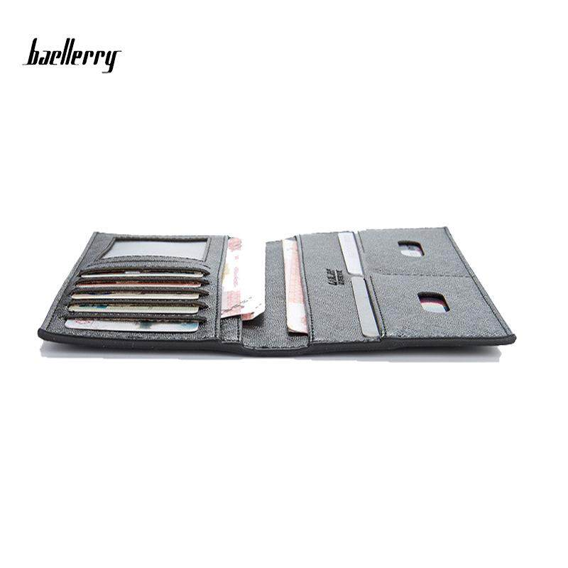 Baellerry WLT-114 ZX-BLR3027-3 Casual PU Leather Men's Wallet