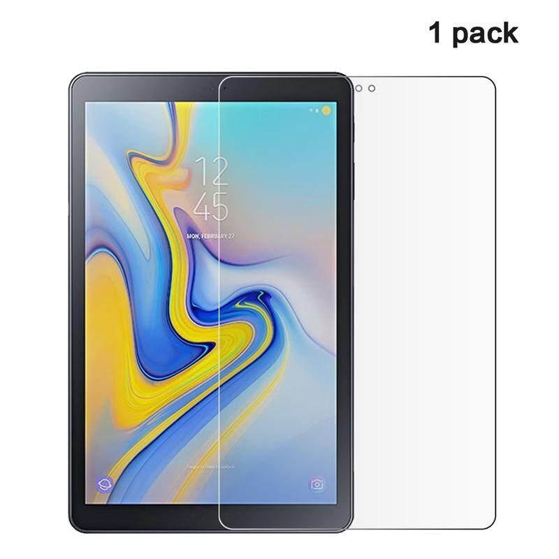 Hình ảnh Vỏ Bao Moonmini dành cho 1 túi Samsung Galaxy Tab A 10.5 Máy Tính Bảng Màn Hình Kính Cường Lực Bảo Vệ Chống Trầy Xước Màn Hình bao da