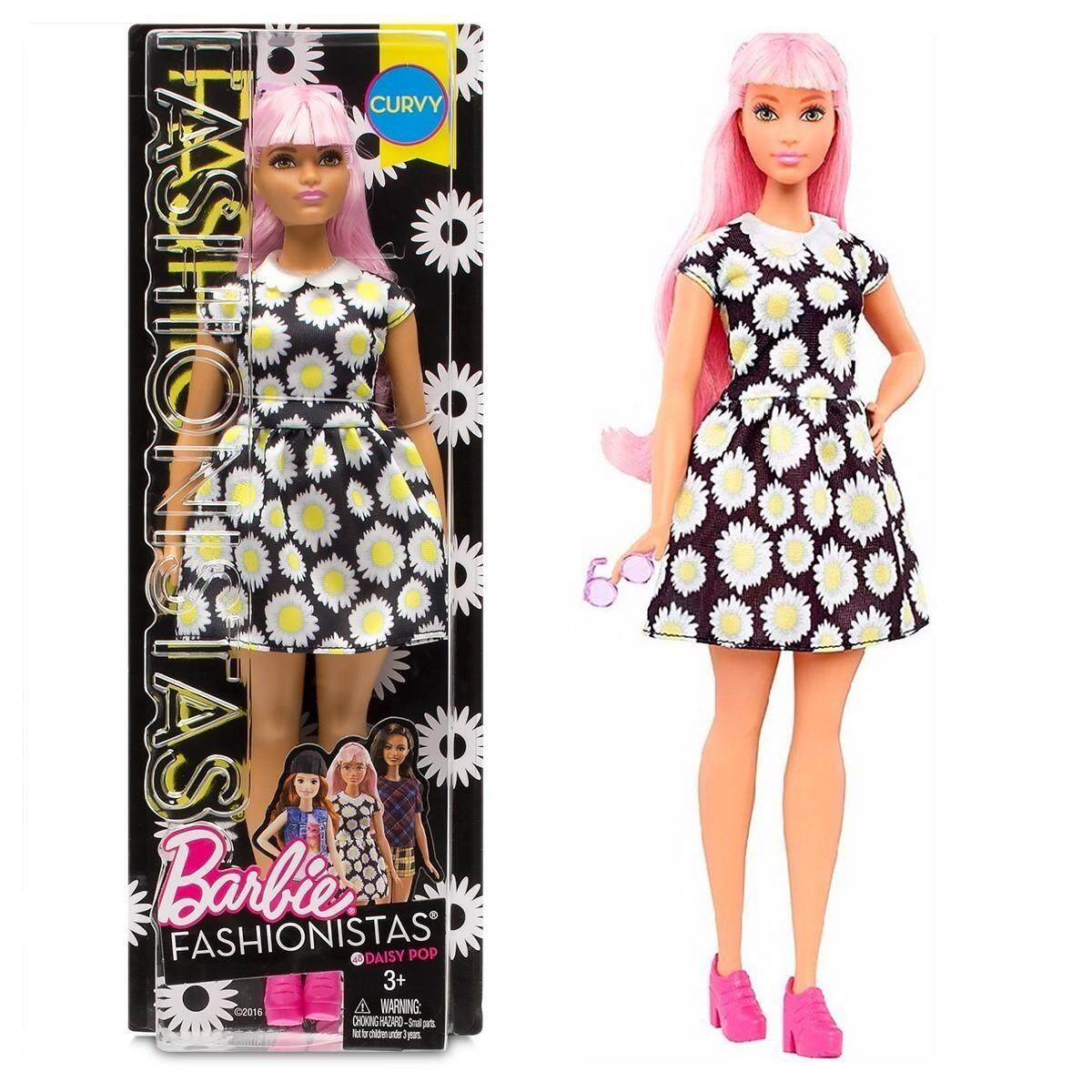 [BARBIE] Fashionista Doll Assortment (3 yrs+)