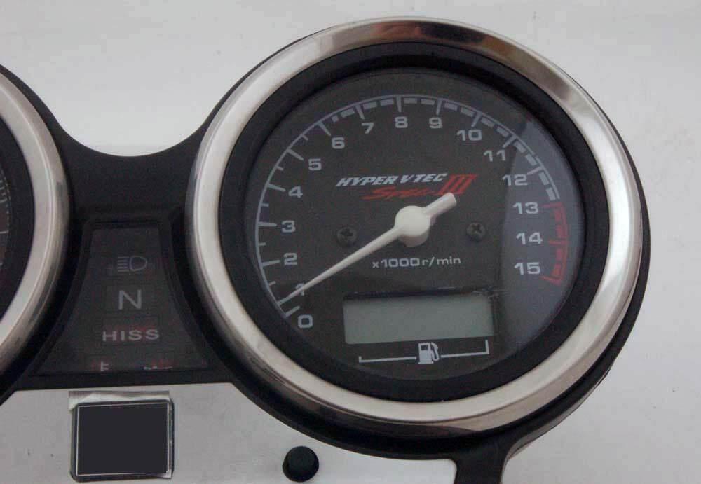 Areyourshop Speedometer Tachometer Gauges untuk Honda CB400 VTEC 2004 Bekas Warna-2008