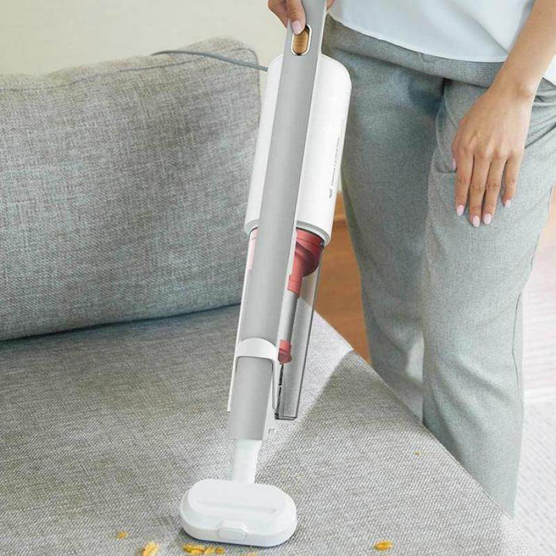 Deerma DX800S Multipurpose Double-circulation Upright Back Carrying Vacuum Cleaner Singapore