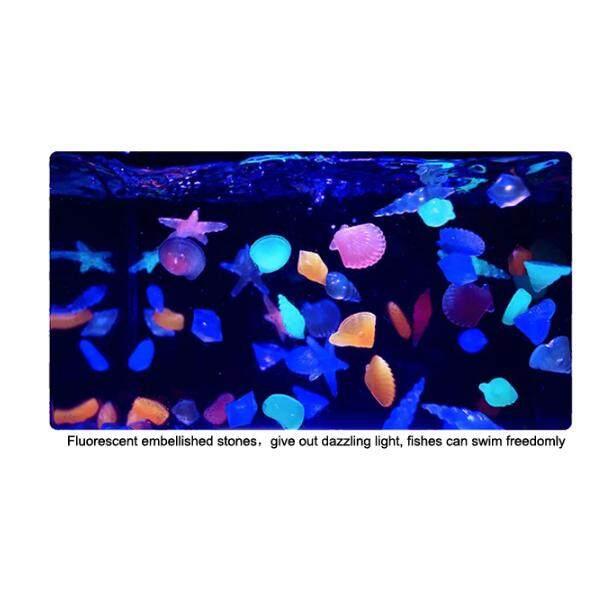 ภูมิทัศน์ตู้ปลาหินเรืองแสง Aquarium หินเรืองแสงตกแต่งถังเลี้ยงปลาและเต่า