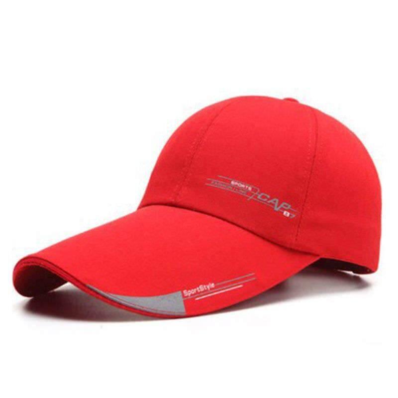 2018 Pria Topi Olahraga untuk Ikan Topi Bisbol Luar Ruangan Panjang Tepi  Berkap Warna Topi Pantai d466d0774c