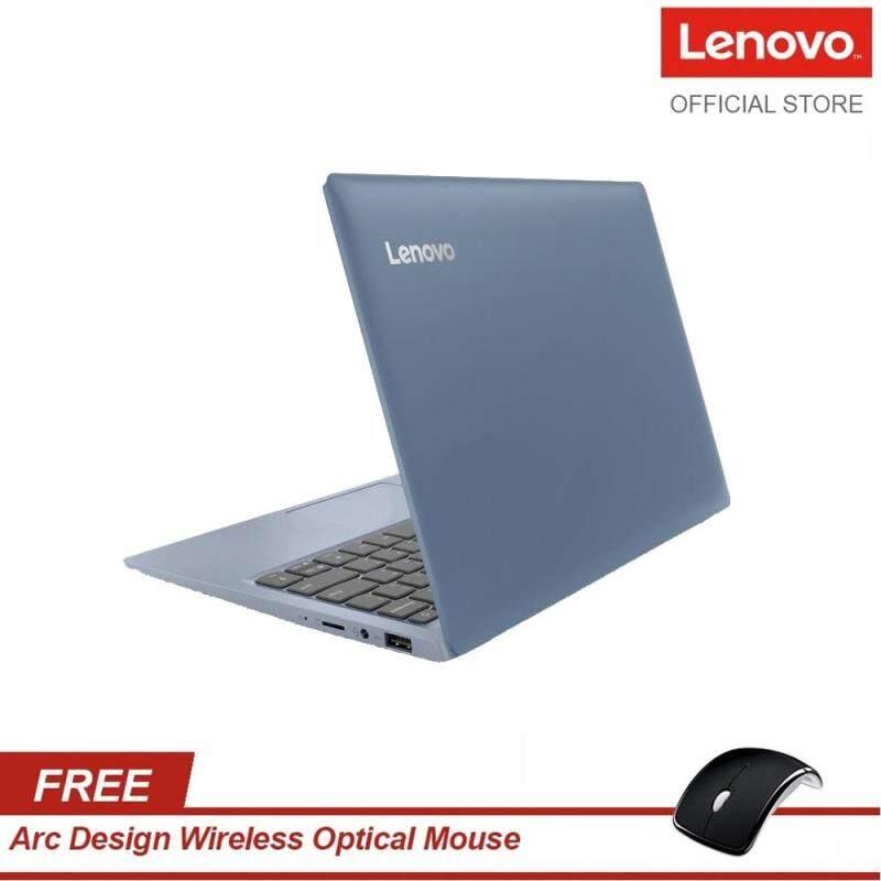 Lenovo IdeaPad 120S-11IAP 81A400KQMJ / 81A400KPMJ Notebook (N3350/4GB/500GB/W10H/1Yr Premiumcare onsite) - FREE Wireless Mouse Malaysia