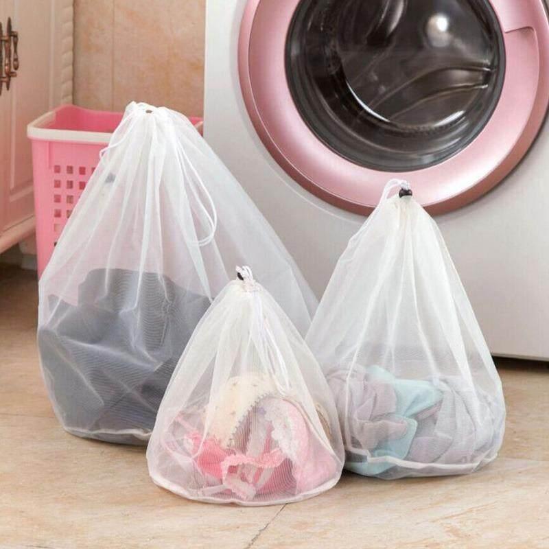 Yuchen Set Of 3 Thickening Washing Machine Deluxe Bra Wash Laundry Bag For Underwear Delicates Intimates