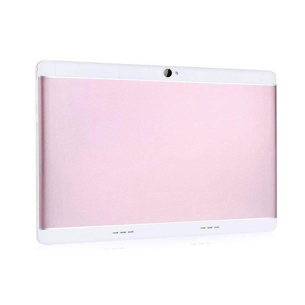 Merah Muda 10 Inch Tablet untuk Samsung 11.6 Telepon Seluler Delapan Inti Mesin Pembelajaran