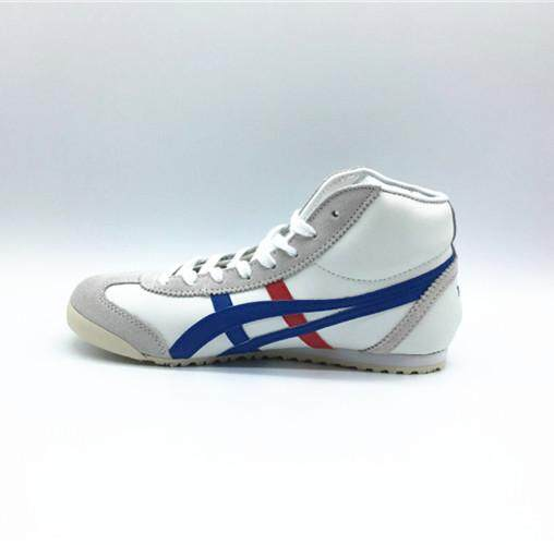 Good Quality Running Shoes New Style Casual Sports Shoes Sneakers Official OCTIPOD Pop FlyteFoam Hard-Wearing SpEVA Asics-Onitsuka-Tiger Mexico 66 High Top Women's EU:37 White Silver - intl