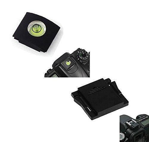 Crazy Motor Hot-shoe Protective Cover + Hot Shoe Standard Balancer Kits for Canon Rebel T1i T2i T3i T4i T5i EOS 60D 70D 7D 6D 5D II Nikon D7000 D3100 D90 D5000